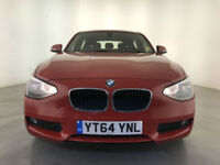 2014 BMW 116D EFFICIENT DYNAMICS DIESEL FREE ROAD TAX 1 OWNER SERVICE HISTORY
