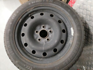 Winter Tires and Rims Mazda 205/55r16