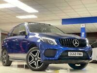 2018 Mercedes-Benz GLE GLE 250d 4Matic AMG Night Ed Prem + 5dr 9G-Tronic ESTATE