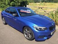 2017 67 BMW 2 SERIES 3.0 M240I 2D AUTO 335 BHP ONLY 1700 MILES