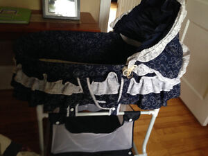 Baby bassinet great shape $40
