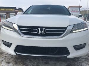 2015 Honda Accord V6 Touring - Loaded, Low kms, Single Owner