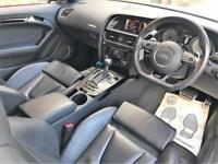 2014 Audi A5 3.0 TFSI Black Edition Coupe S Tronic Quattro 3dr Petrol black Auto