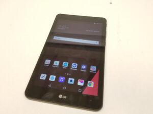 Tablette LG G Pad IV 8po LT