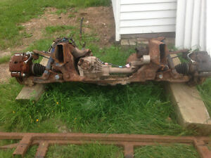 Chev 1/2 Ton 4x4 Front Diff/Suspension- Want Gone Today!
