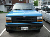 1993 Ford Explorer 130 000KM