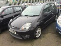 2007 Ford Fiesta 1.6 Chequered Flag 3dr