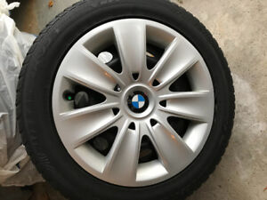 CHEAP GREAT CONDITION WINTER TIRES!