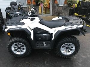 2018 Can-Am Outlander 650 North Edition