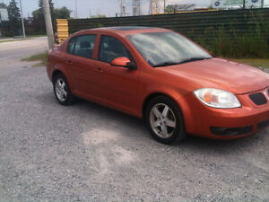 2005 Pontiac Pursuit certified and e tested low klom. Sedan