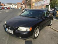 05 Volvo S60 2.4 D5 S REDUCED £200, ECONOMY & ELEGANCE FOR ONLY £999 P/X CARDS