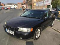 05 Volvo S60 2.4 D5 S LUXURY & ELEGANCE COMBINED WITH ECONOMY £1195 P/X CARDS
