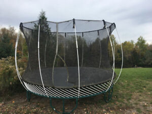 Springfree Trampoline for sale 12 foot round- REDUCED