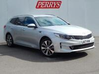 2017 KIA OPTIMA 1.7 CRDi ISG 3 5dr