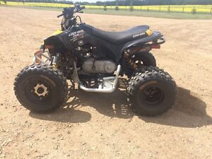 2008 Can-Am DSX 90