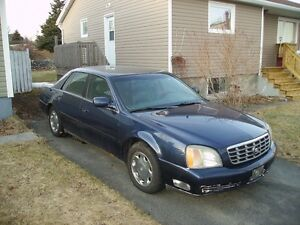 2000 Cadillac Deville DHS St. John's Newfoundland image 7