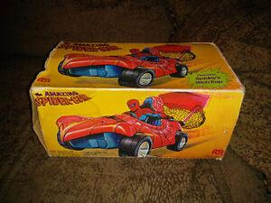 Spiderman 1975 / car 1976