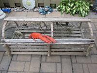 Lobster cage homard