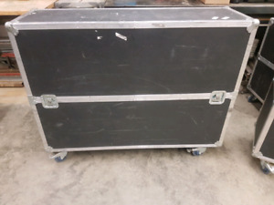 FLAT SCREEN MONITOR SHIPPING TRAVEL CASE'S