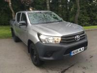 TOYOTA HILUX - LOW MILES - ONE PREVIOUS OWNER - HPI CLEAR