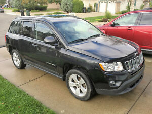 2011 Jeep Compass Sport SUV, Crossover
