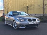 2007 BMW 5 Series 2.0 520d M Sport Saloon 4dr Diesel Manual (158 g/km, 163