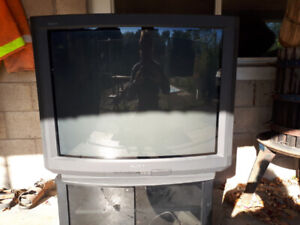 "SONY 36"" TRINITRON TUBE TV FOR SALE"