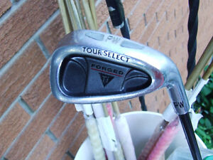 Tour Select Forged Ti PW (RH) - $10.00