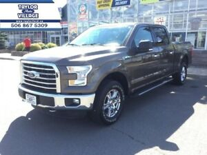 2015 Ford F-150 XLT  - Bluetooth -  SiriusXM - $229.24 B/W