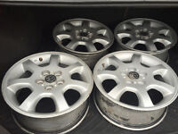 Mags volkswagen 15 pouces boltpatern 5x100