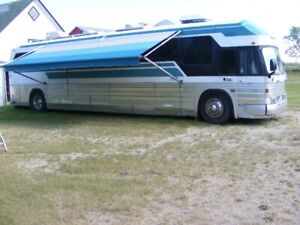 Bus Conversion Motor Home
