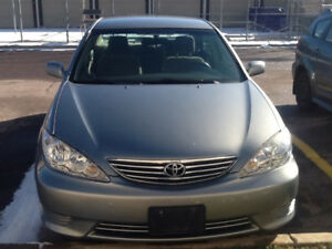 2006 Toyota Camry Le Sedan ###Priced to Sell### & SAFETIED