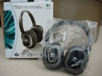 BRAND NEW Logitech Noise Cancelling Headphones