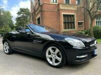 2012 Mercedes-Benz SLK 2.1 SLK 250 D 2DR AUTOMATIC Convertible Diesel Automatic