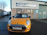 2014 MINI Hatch ONE 1.2 S/S Pepper Pack Petrol orange Manual