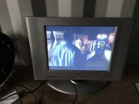 """LG tv 15"""" LCD tv for sale"""