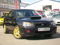 2004 SUBARU IMPREZA WRX STI TYPE UK JUST 12000 MILES REPEAT 12000 MILES 1 PRIV