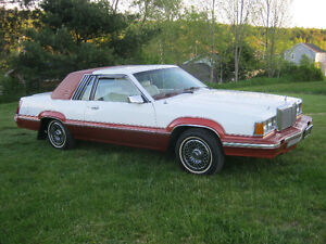 All Original Survivor 1980 Mercury Cougar XR-7 V-8 collector car