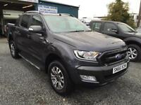 Ford Ranger 3.2TDCi 66 Reg automatic 200PS ( EU5 ) 4x4 Wildtrak Double Cab
