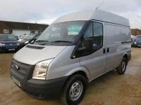 2012 12 FORD TRANSIT T330 2.2 TDCI 125 BHP SWB HEAVY DUTY 54470 MILES ONLY DIESE
