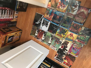 Variety of comic books- mostly new releases.
