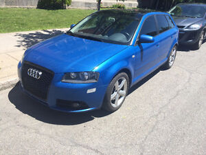 Audi A3 s line 2008 grille rs3