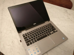 Dell Inspiron 13 Touchscreen Laptop (rarely used).Superb Battery