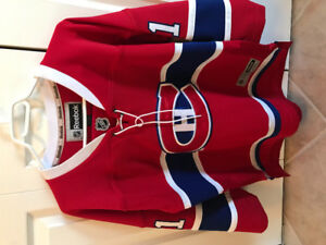 Montreal youth jersey