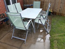 Patio Furniture now £40.