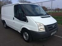 2010 Ford Transit 2.2TDCi MWB COMPLETE WITH M.O.T AND WARRANTY