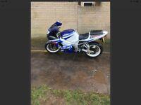 Swap quad or 2000 Ono Suzuki gsxr 750 kq