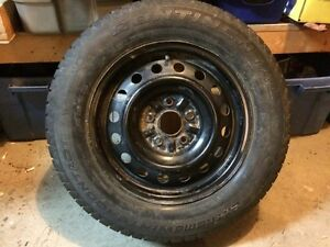 205 65 r15 winter tire on 5 bolt