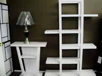 book case white new last one