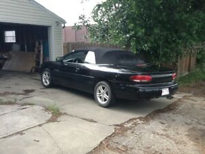 1997 Chrysler Sebring Convertible - JXI
